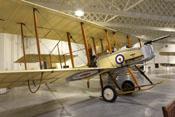 Vickers F.B.5 'Gunbus' - erstes reines Jagdflugzeug des Ersten Weltkriegs (Erstflug Juli 1914)