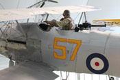 Hawker Hart II G-ABMR (J9941) - leichter Bomber und Jagdflugzeug