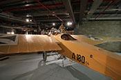 Aufklärungsflugzeug Jeannin Stahltaube aus dem Jahr 1914