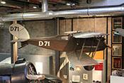 Halberstadt CL IV des ersten privaten Luft-Verkehrs Paul Straehle