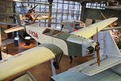 Sportflugzeug Klemm Kl 25 L25 von 1935
