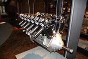 12-Zylinder-V-Motor BMW VI mit 800 PS von 1934
