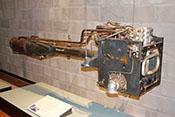 Raketentriebwerk HWK 109-509 A-1 1944 der Messerschmitt Me 163 'Komet'
