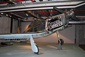 Jagdflieger-Schulflugzeug Arado Ar 96 B-1 von 1943 mit Argus AS 410a und 340 PS