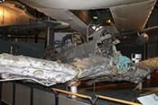 Wrack des Sturzkampfbombers Junkers Ju 87 R-2 L1-BL 'Werknummer 5856'