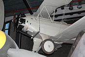 Kunst- und Schulflugzeug Sk 12 - schwedische Lizenz der Focke-Wulf Fw 44 J 'Stieglitz' von 1941