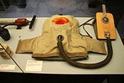 Gas-Schutzkombination für Kinder von 1942