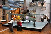 Heinkel He 162 A-2 'Volksjäger' mit BMW-003E-Turbine