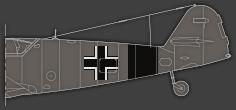 Rumpfband des Jagdgeschwaders 53 ab Dezember 1944