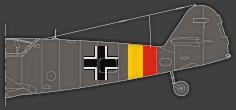 Rumpfband des Jagdgeschwaders 301