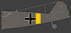 Rumpfband für an der Ostfront operierende Verbände - Variante 2 (vorne)
