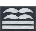 Ärmelabzeichen: Oberstleutnant