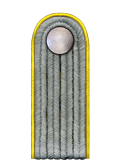 Schulterstück: Leutnant