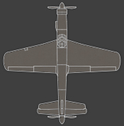 Zug- und Druckschraube - Dornier Do 335