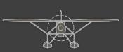 Zweischwimmerflugzeug - Dornier Do 22 See